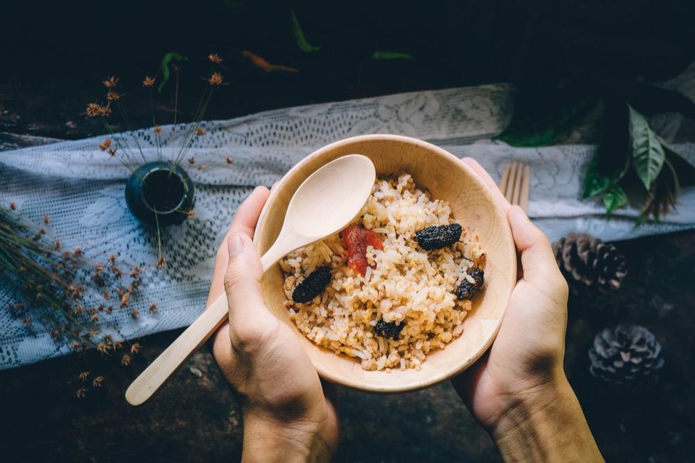 recette de riz complet