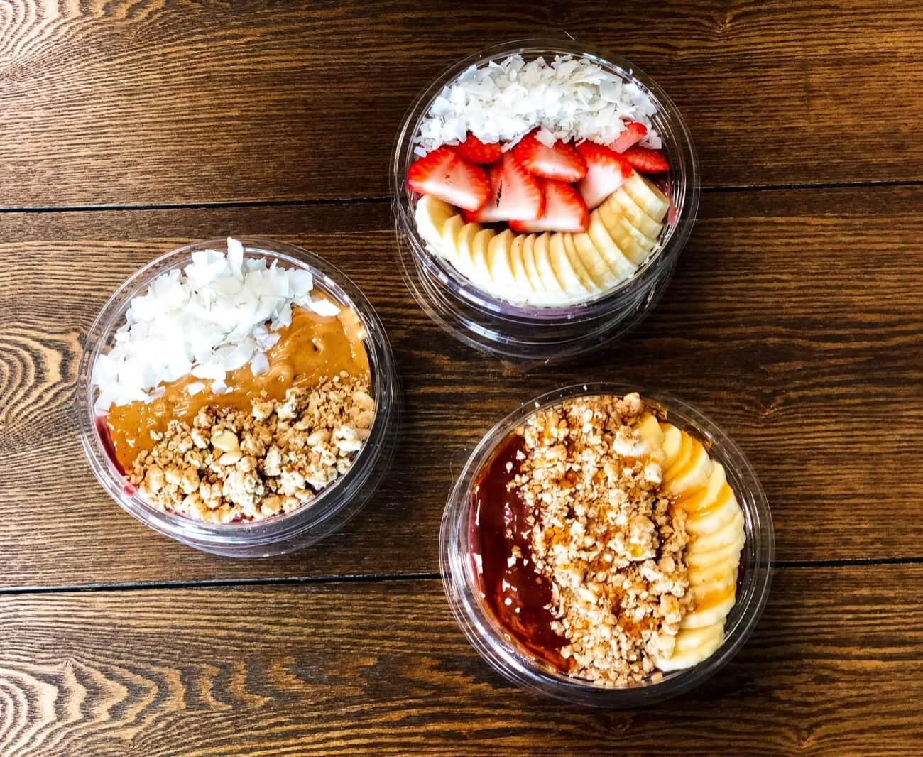 3 desserts à base de riz